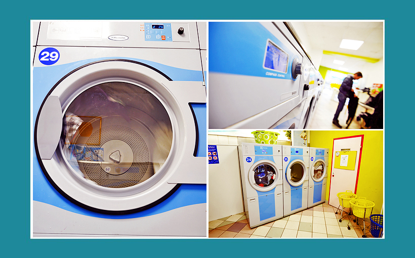 Waschsalon Nürnberg: Electrolux Waschmaschinen & Trockner