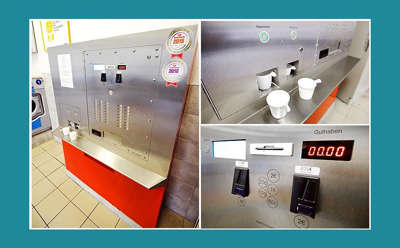 Waschcenter Nürnberg: Zentralsteuerung Timecontrol