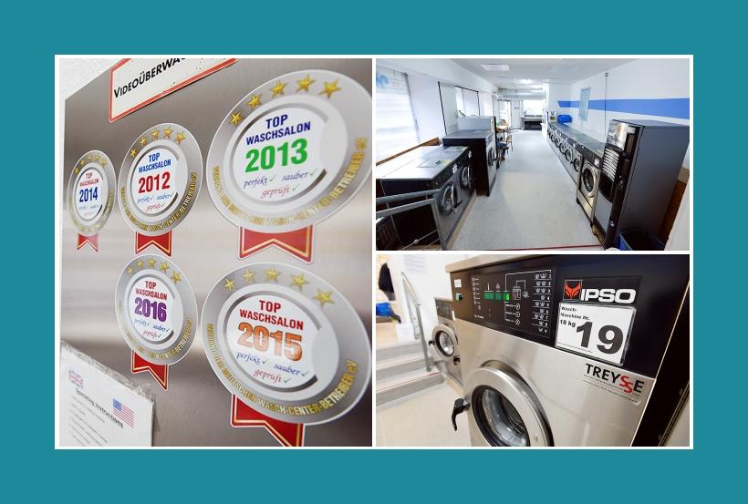 Waschsalon in Fürth: Reinigung Wäscherei in Fürth
