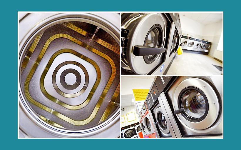 IPSO-Waschmaschine