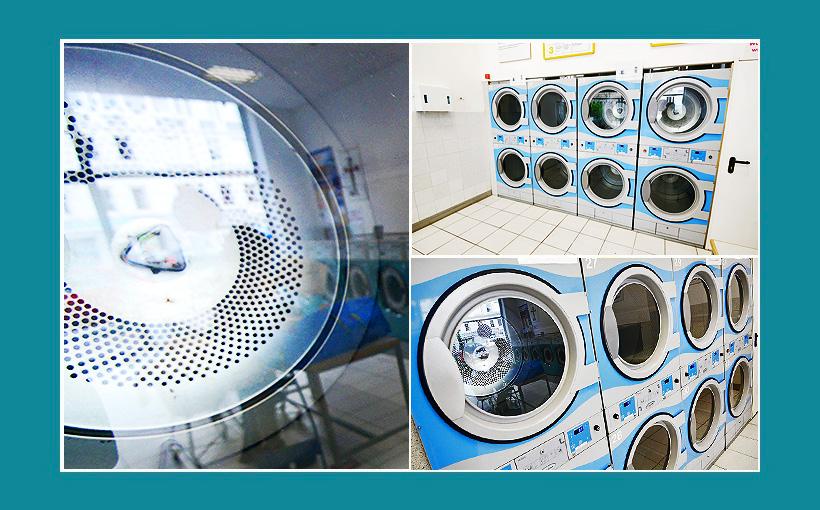 Waschsalon Hamburg Electrolux Trockner