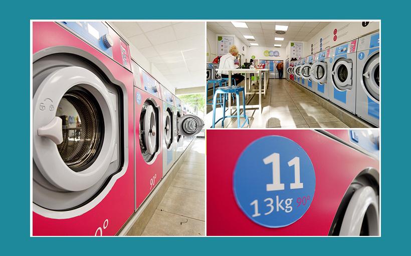 Electrolux Waschmaschine Waschsalon