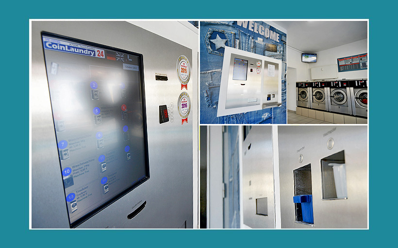 Touch Screen Kasse