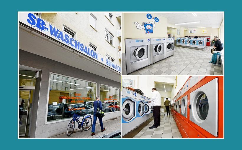 Waschsalon Frankfurt am Main Waschtreff