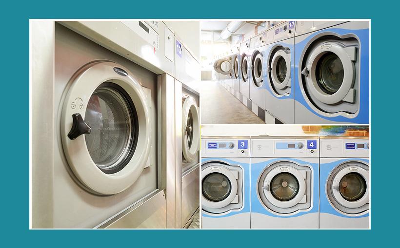 Electrolux Wäscherei Waschmaschinen