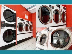 Waschsalon Ablufttrockner IPSO