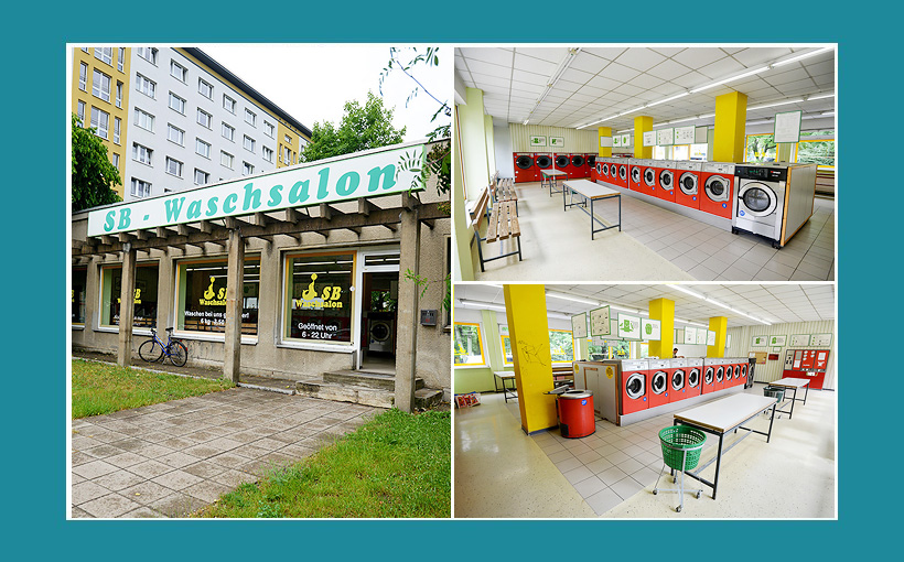 Waschsalon Chemnitz