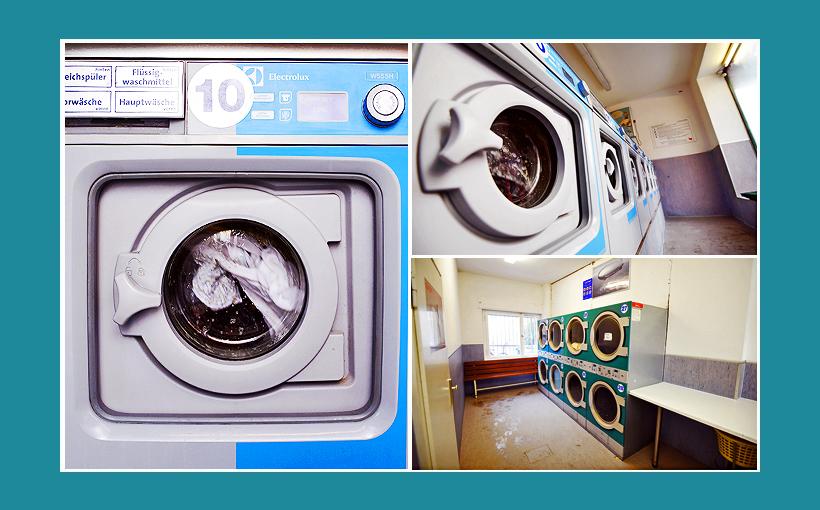 Electrolux Waschmaschine W555H