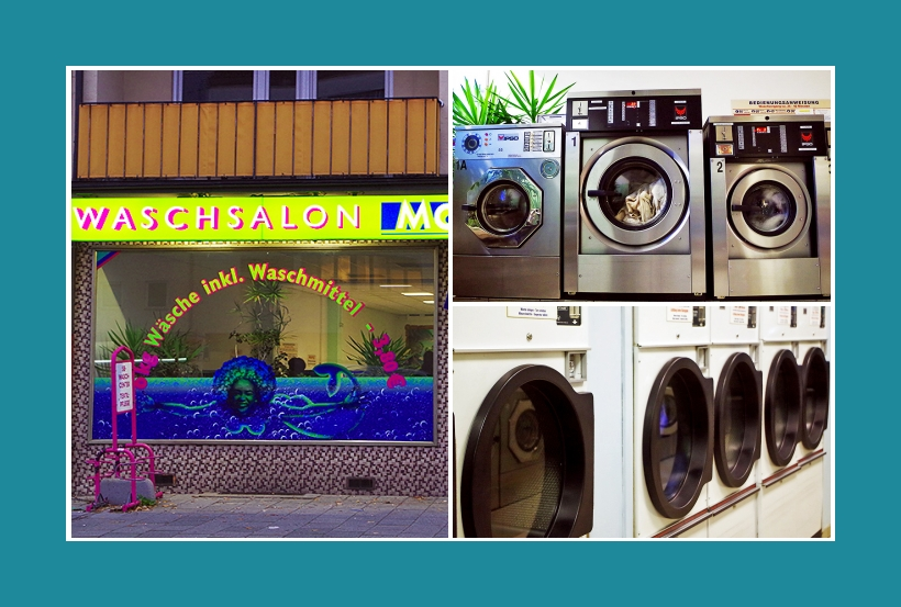 Waschsalon München -Moosach
