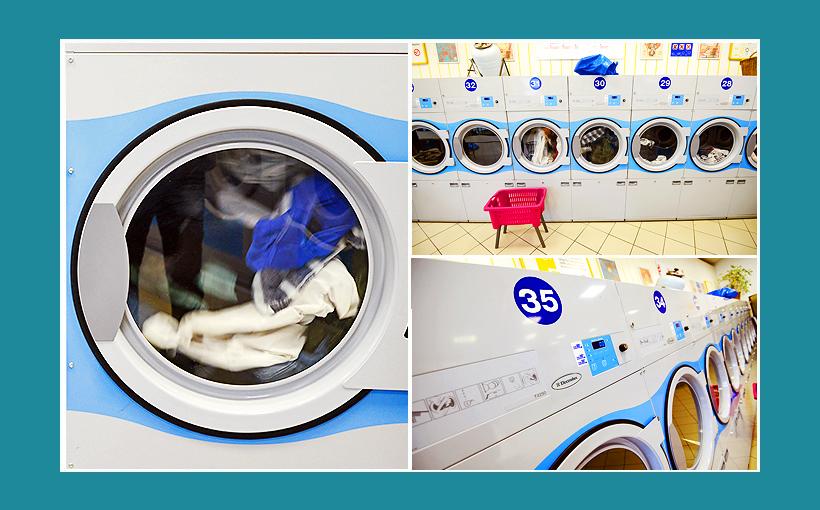 Waschsalon Nürnberg: Electrolux Waschtrockner, Gewerbetrockner, Trockner
