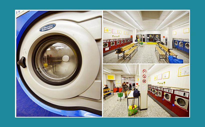 Waschsalon Berlin - Schnell und Sauber
