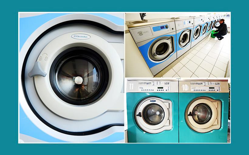 Waschsalon Hamburg - Waschmaschinen Electrolux