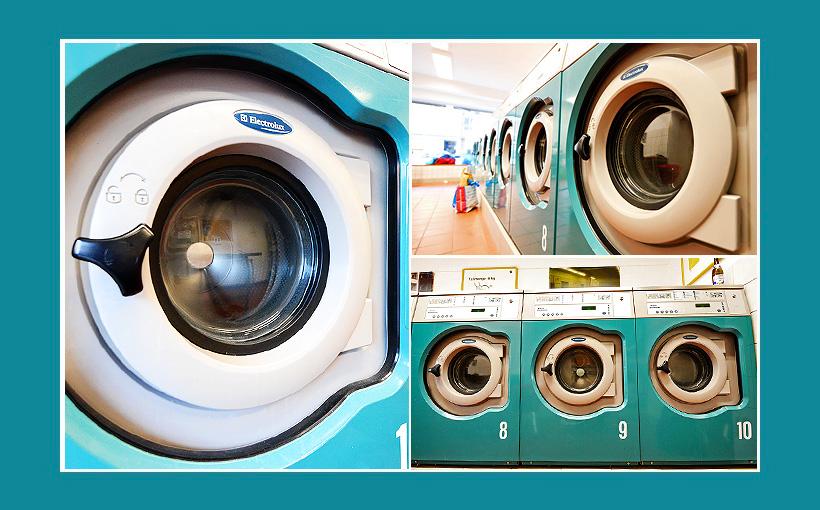 Waschsalon Hamburg - Waschmaschinen