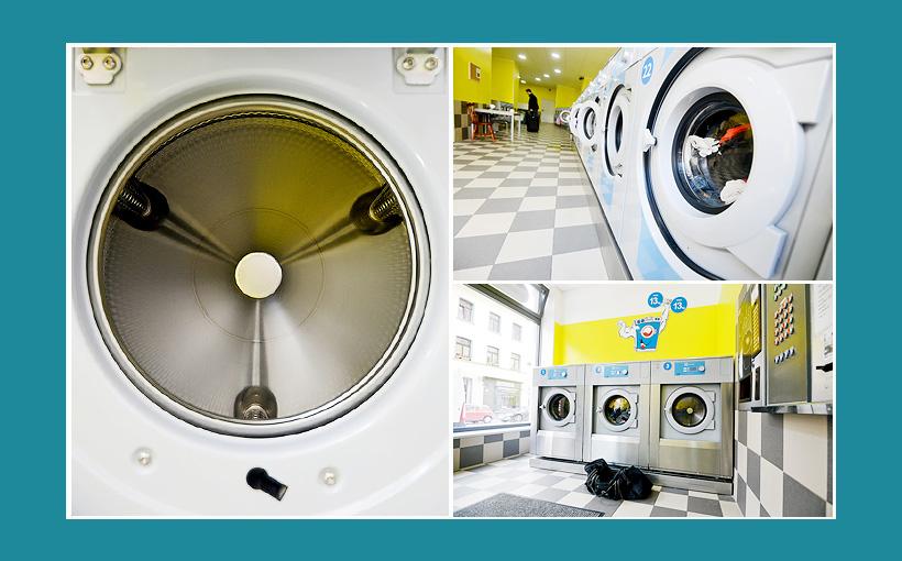 Waschsalon Frankfurt am Main - Electrolux Gewerbewaschmaschinen