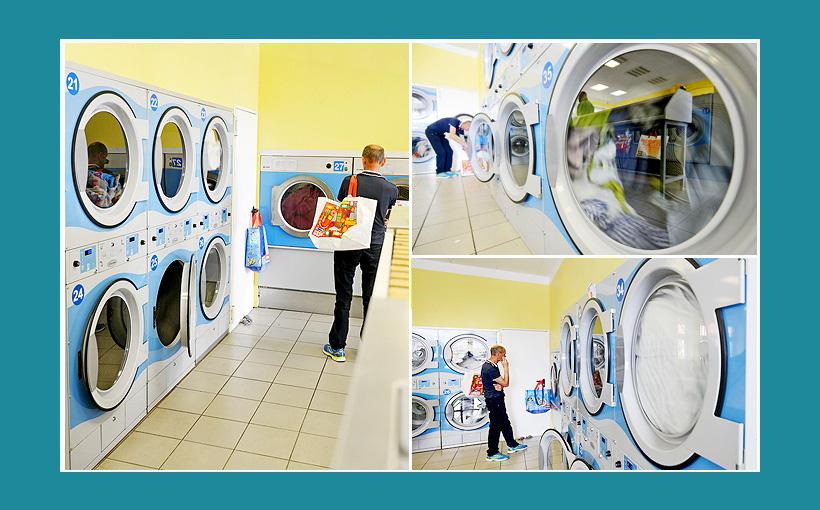 Waschsalon Frankfurt am Main Trockner