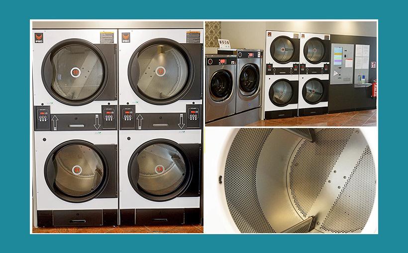 IPSO Trockner Wäscherei