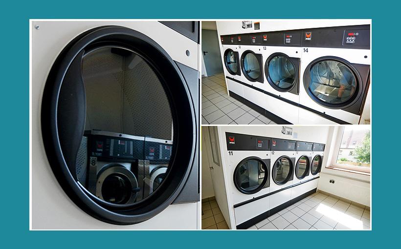 IPSO Trockner für Waschsalon