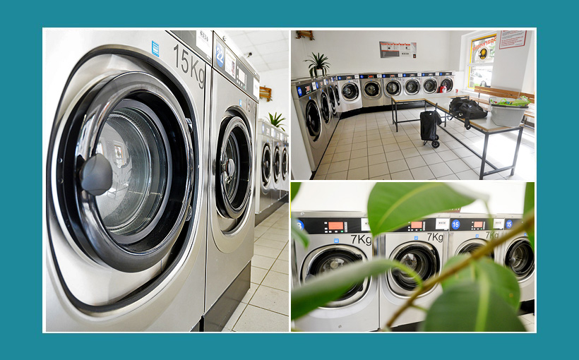 IPSO-Waschsalon Waschmaschinen
