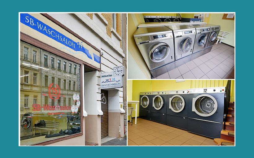 Waschsalon Leipzig