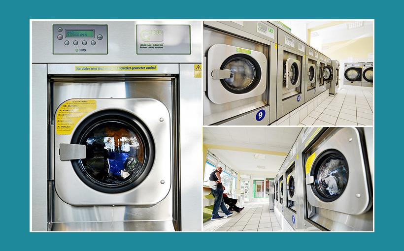 Grandimpianti Waschmaschine