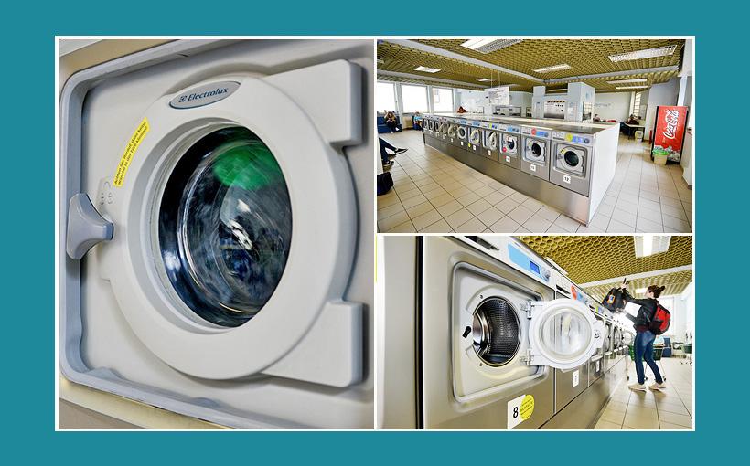 Waschsalon Waschmaschinen Electrolux