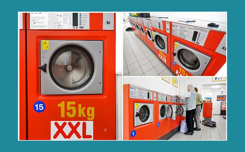 15 Kg Waschmaschine