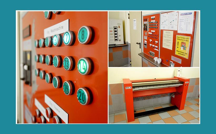 Bezahlautomat Waschsalon
