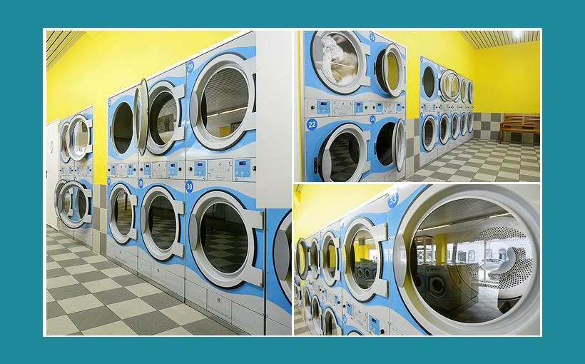 Electrolux Trockne Wäscherei