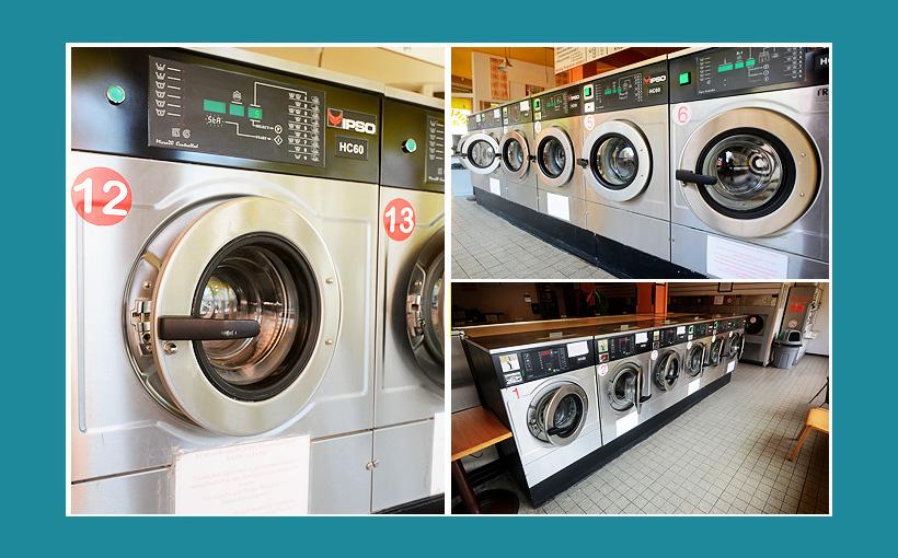 IPSO-Waschmaschinen