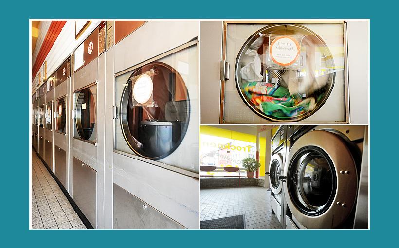 Waschsalon Trockner